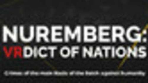 Nuremberg: VRdict of Nations