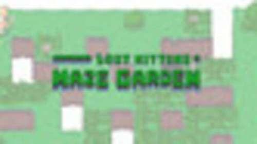 Lost Kittens: Maze Garden