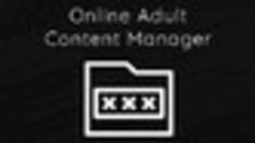 Online Adult Content Manager