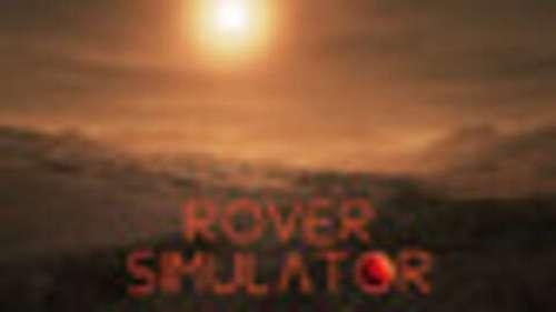 Rover Simulator