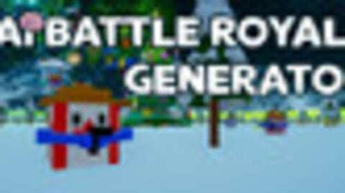 AI Battle Royale Generator