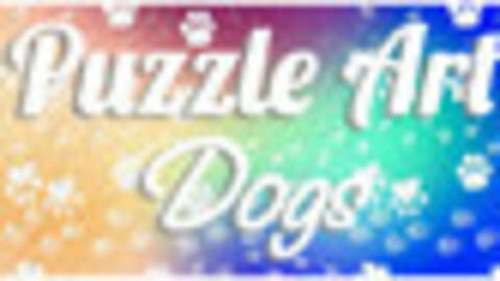 Puzzle Art: Dogs
