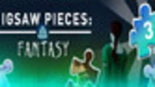 Jigsaw Pieces 3 - Fantasy