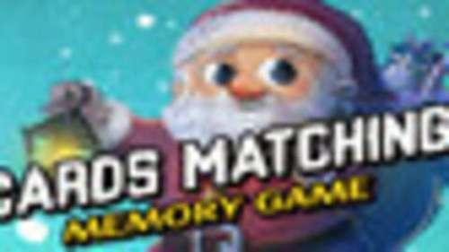 Cards Matching Memory Game