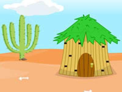 Lonely Desert Escape