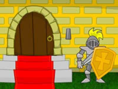 Gold Castle Escape
