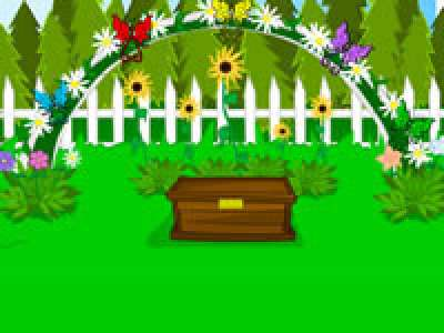 Locked In Escape Garden
