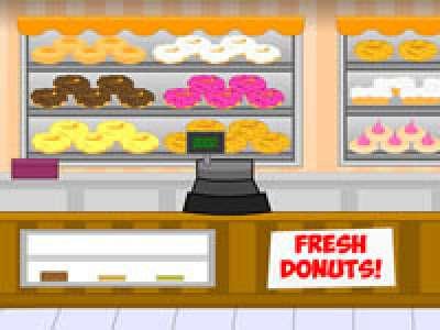 Locked In Escape - Doughnut Shop