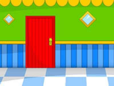 Crazy House Escape