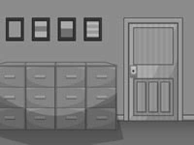 Black And White Escape - Classroom