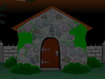 Creepy Cemetery Escape