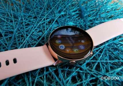 French Days – Montre Samsung Galaxy Watch Active prix cassé