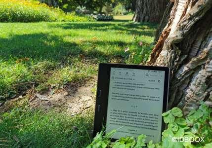 Ebooks – Amazon modifie la navigation et apporte des nouveautés sur les liseuses Kindle