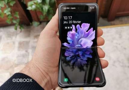 Bon Plan – Samsung Galaxy Z Flip économisez 160 euros