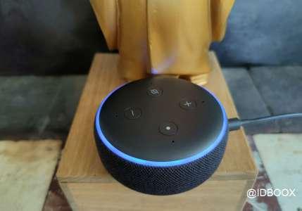 Bon Plan – Echo Dot 3e génération à -56%