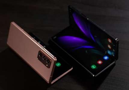 Samsung Galaxy Z Fold 3 – De nouvelles infos sur son écran et sur ceux de ses concurrents