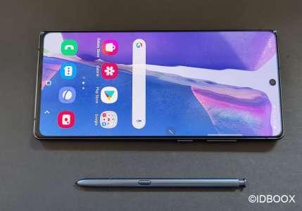 Bon Plan – Samsung Galaxy Note 20 256 GO à prix cassé -43%