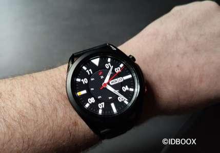 Bon Plan – Montres Samsung – Galaxy Watch 3 en super promo