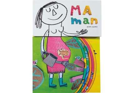 Maman – Un livre tout en rondeur pour expliquer la grossesse aux enfants