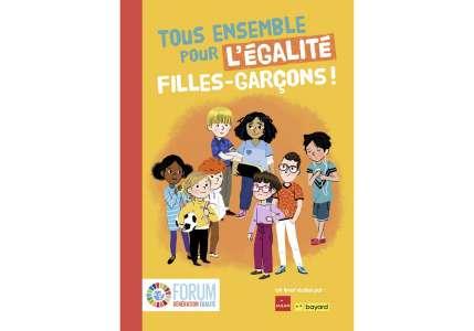 Egalité filles-garçons un livret gratuit à télécharger – Les enfants s'adressent au Président