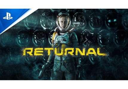 Returnal sur PS5 – Un jeu trop dur à jouer