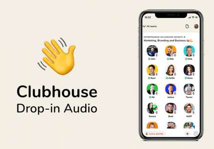 ClubHouse le réseau social audio désormais ouvert à tous