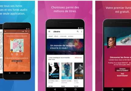 Ebooks – Il ne sera plus possible d'acheter des livres numériques via l'appli Kobo Android