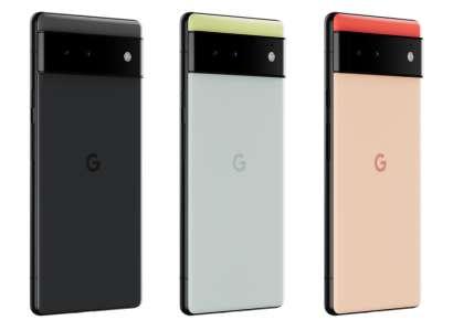 Google Pixel 6 – Comment regarder la conférence de lancement
