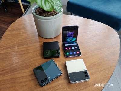 Samsung Galaxy Z Flip 3 vidéo – Un vrai bijou, robuste, performant et différent