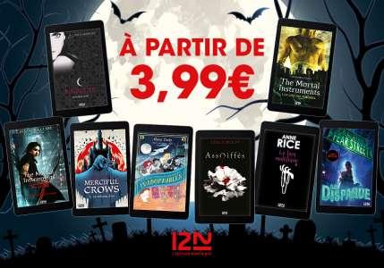Ebooks en promo – Des livres sur Halloween ou des sorts !