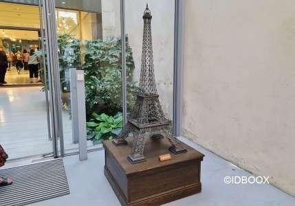 Autour d'Eiffel l'exposition avant le film