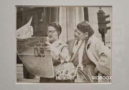 Expo Vivian Maier – Du Selfie au regard sur les autres, la Mary Poppins de la photo