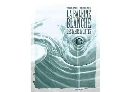 Interview  – La Baleine blanche des mers mortes, un livre poétique, cruel et… écolo