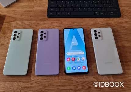 Samsung Galaxy A52s – Le Galaxy A le plus puissant à découvrir en vidéo