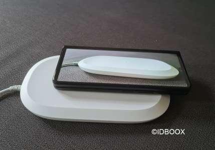 SanDisk IXpand Wireless Charger Sync Test – Un chargeur sans fil doublé d'un back-up pour smartphone