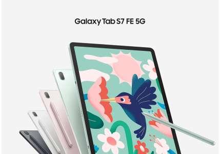 Bon Plan – tablette Samsung Galaxy Tab S7FE avec 100 euros de remise !