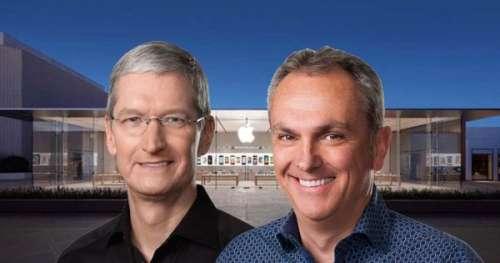 Tim Cook parle des nouveaux records, des services Apple et plus