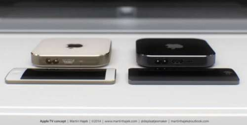 Apple travaille sur une nouvelle télécommande pour Apple TV