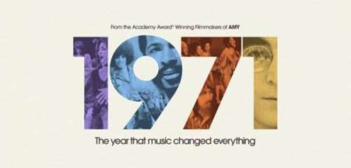 Apple dévoile ses docu-séries «1971: The Year That Music Changed Everything»