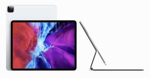 Le Magic Keyboard 1ère Gen est en partie compatible avec l'iPad Pro M1 12.9″