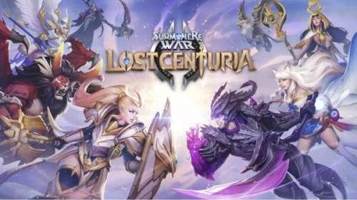 Summoners War: Lost Centuria, le nouveau titre de Com2Us débarque le 29 avril !