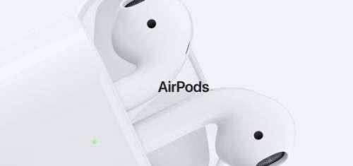 Un cadre d'Apple parle d'AirPods possibles avec des capteurs pour la surveillance de la santé