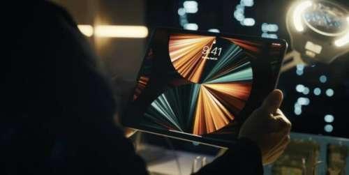 Application tierce, iPadOS limite la RAM à 5 Go sur le nouvel iPad Pro M1