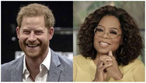 L'émission avec le prince Harry et Oprah Winfrey bientôt sur TV+