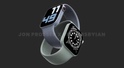 Apple Watch Series 7 : bords plus fins, Ultra Wideband et processeur plus rapide