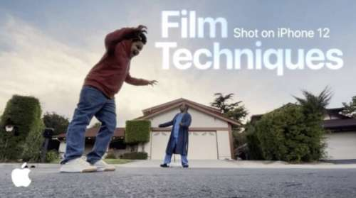 Apple publie des vidéos et des conseils pour la série «Shot on iPhone»