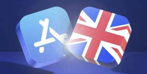 App Store, la Grande-Bretagne impose de nouvelles règles sur la concurrence numérique