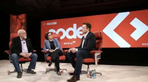 Elon Musk a postulé pour devenir PDG d'Apple