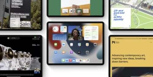 iPadOS 14.7 et macOS 11.5 disponibles en téléchargement