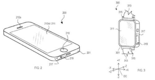 Apple brevète un iPhone et une Apple Watch contrôlé par le souffle